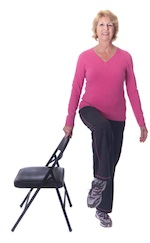 Balance Exercises for the Elderly