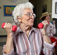 Activities for Elderly People – Four Types of Exercise for Mobility