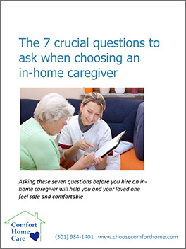 guide to choosing a caregiver