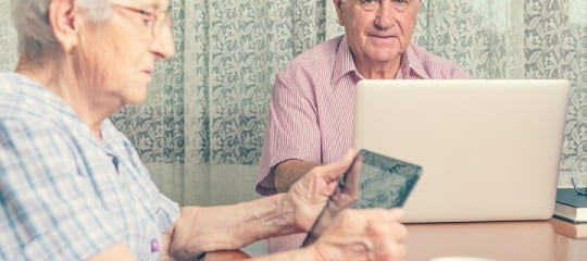 How to Deal With Aging Parents