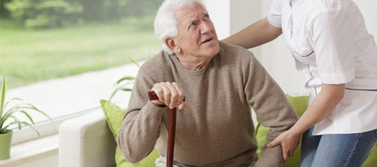 Personal Care for the Elderly
