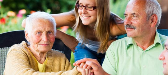 Benefits of In-Home Care for Caregivers