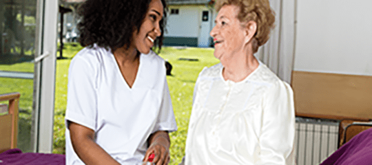How a Professional, In-Home Caregiver Will Help with Activities of Daily Living