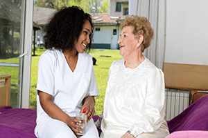 In-Home-woman-caregiver