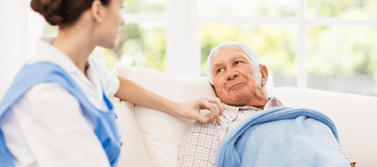 The Benefits of Caring for a Loved-One at Home