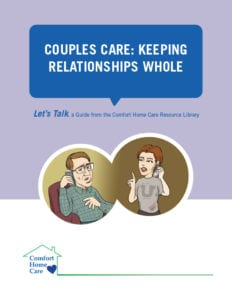 Couples Care: Keeping Relationships Whole