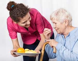 In-home Care Parkinson's
