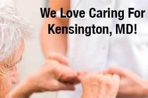 Kensington, MD In-Home Care