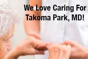 Takoma Park, MD In-Home Care