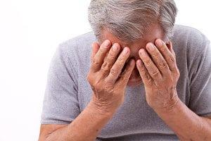 dementia headache