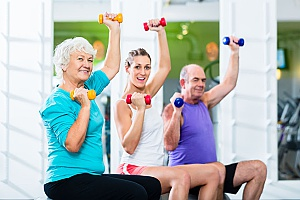 Top 6 Exercises for Senior Health