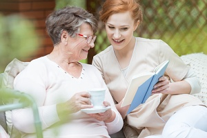 nurse finding out if in home care is tax deductible
