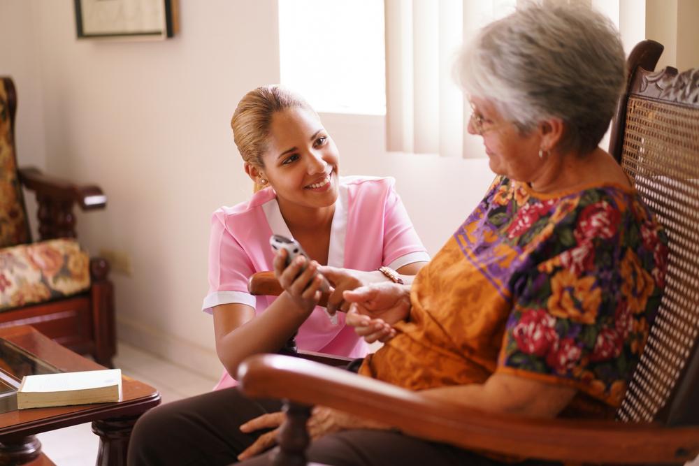 In-home palliative care