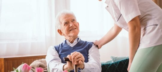Is In-Home Alzheimer's Care a Practical Option?